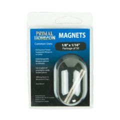 Magnets: 1/8th x 1/16th 50ct