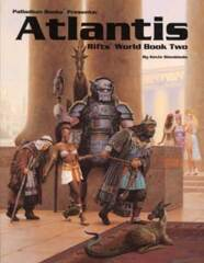 Rifts: Atlantis World Book Two