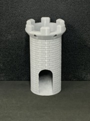 Dice Tower: Grey