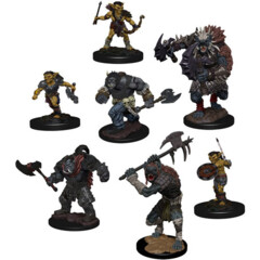Icons of the Realms: Monster Pack: Village Raiders