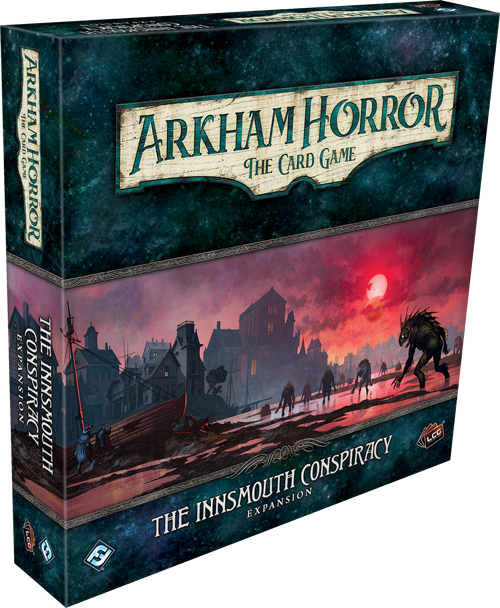 Arkham Horror LCG: The Innsmouth Conspiracy Expansion