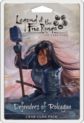 Legend of the Five Rings LCG: Defenders of Rokugan - Crab Clan Pack