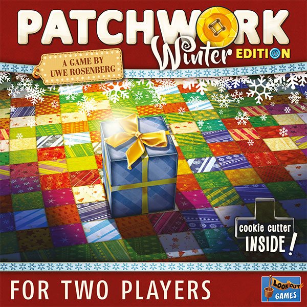 Patchwork: Christmas Edition