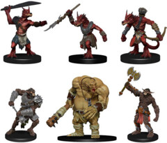Icons of the Realms: Monster Pack: Cave Defenders