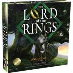 Lord of the Rings The Board Game 25th Anniversary Edition