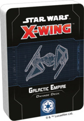 Star Wars X-Wing: 2nd Edition - Galactic Empire Damage Deck