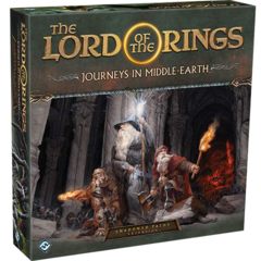 The Lord of the Rings: Journeys in Middle-earth - Shadowed Paths Expansion
