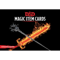 Dungeons and Dragons RPG: Magic Item Cards Deck