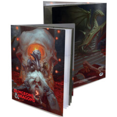 Ultra Pro - Binder D&D Character Folio - Mad Mage