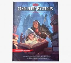 Candlekeep Mysteries Hard Cover