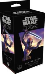 Star Wars Legion: Sabine Wren