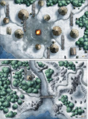 Icewind Dale - Map Set
