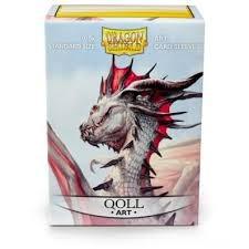 Dragon Shield Sleeves: Art Classic Qoll