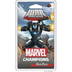 PREORDER Marvel Champions LCG: War Machine Hero Pack