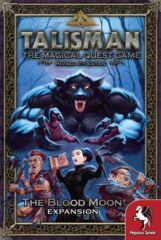 Talisman: Revised 4th Edition The Blood Moon