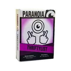 Paranoia RPG: Thriftylist