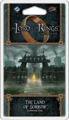The Lord of the Rings LCG: The Land of Sorrow Adventure Pack