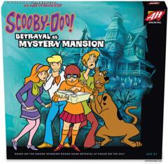 Scooby-Do: Betrayal at Mystery Mansion