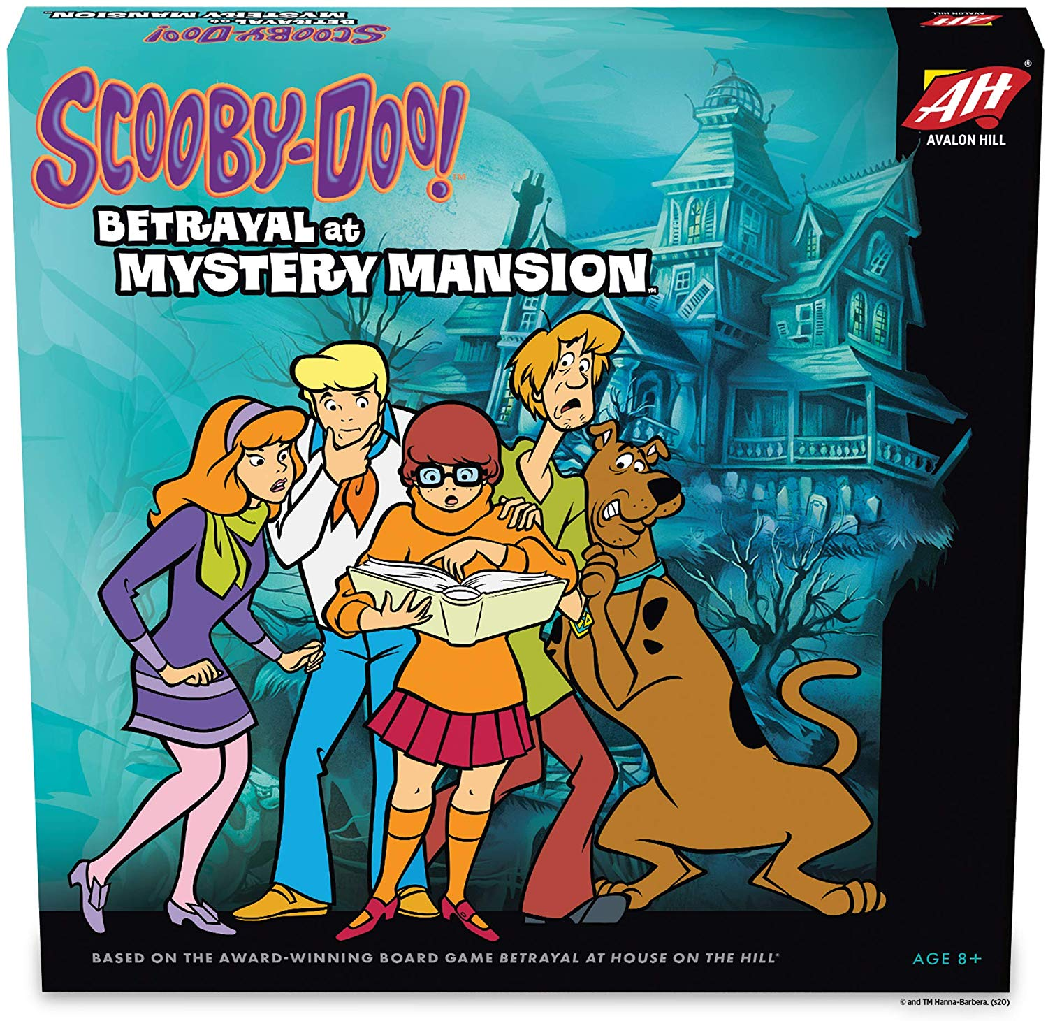 Scooby-Doo: Betrayal at Mystery Mansion