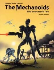 Rifts: The Mechanoids Sourcebook 2