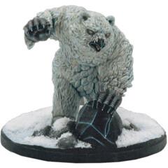 Collector's Series - Snowy Owlbear (Unpainted)