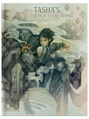 Tasha`s Cauldron of Everything Alternate Cover