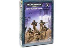 Imperial Guard Cadians (5 models)