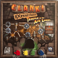Clank! Expeditions Temple of the Ape Lords