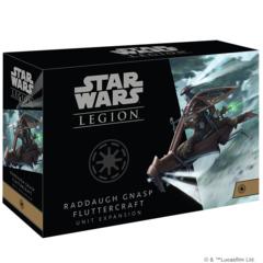 PREORDER Star Wars Legion: Raddaugh Gnasp Fluttercraft Unit Expansion