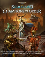 Warhammer Age of Sigmar - Soulbound RPG: Champions of Order