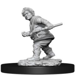Dungeons & Dragons Nolzur`s Marvelous Unpainted Miniatures: W11 Male Halfling Rogue