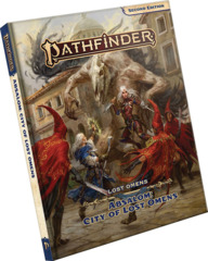 Pathfinder RPG: Absalom - City of Lost Omens Hardcover (P2)