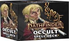 Pathfinder RPG: Spell Cards - Occult (P2)