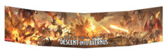 Dungeons & Dragons: Baldur's Gate - Descent into Avernus DM Screen