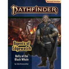 Pathfinder RPG: Adventure Path - Agents of Edgewatch Part 5 - Belly of the Black Whale (P2)