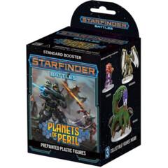 Starfinder Battles - Planets of Peril Standard Booster