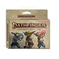 PATHFINDER RPG - SECOND EDITION: CONDITION CARD DECK