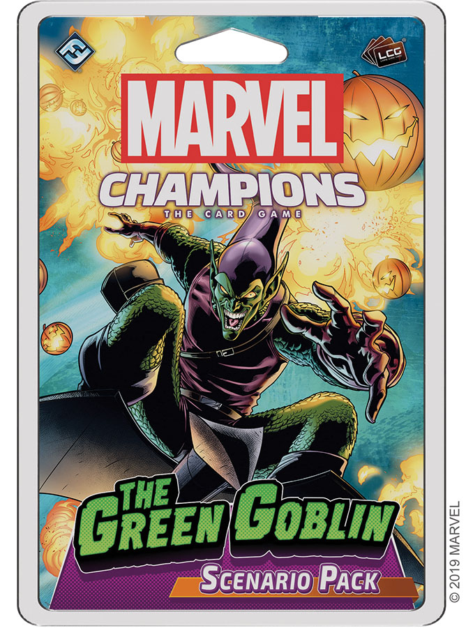 Marvel Champions LCG - The Green Goblin