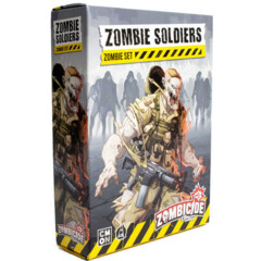 Zombicide 2nd Edition: Zombie Soldiers