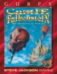 GURPS: Castle Falkenstein