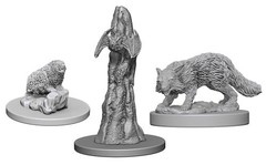 Pathfinder Battles Deep Cuts - Familiars