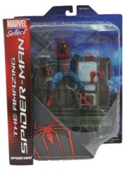 Marvel Select - Amazing Spiderman - Spider-man