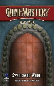GameMastery Map Pack: Swallowed Whole