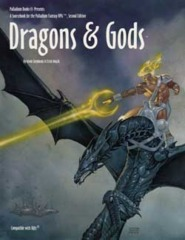 Palladium RPG Second Edition: Dragons and Gods