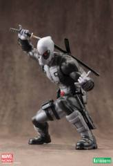 ARTFX+ X-Force Deadpool Pre-painted Model Kit