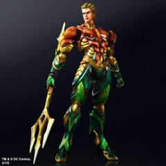 DC Comics- Variant Play Arts - No. 8 Aquaman