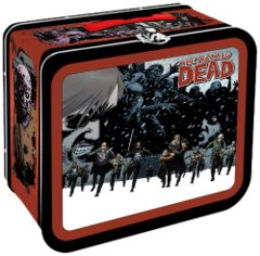 Lunchbox The Walking Dead