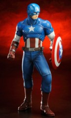 Avengers Marvel Now! Captain America