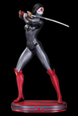 DC Comics Cover Girls - Katana Statue