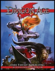 Dragon Age RPG Set 2: Lvl 6 to 10